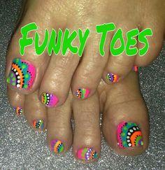 Cute Pedicure Nail Designs, Fingernail Designs, Pedicure Nails, Pedicure Ideas, Toenails, Pretty Toe Nails, Cute Toe Nails, Toe Nail Art, Hello Nails