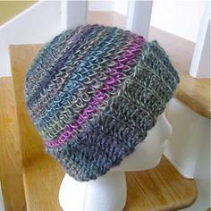 Ravelry: LBK63's Ribbed Post Hat
