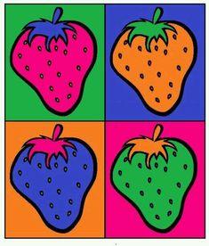 Andy Warhol and Pop Art. Exploring Artists – Art lessons for Children Andy Warhol and Pop Art. Exploring Artists – Art lessons for Children Pop Art For Kids, Art Lessons For Kids, Kids Pop, Images Pop Art, Pop Art Food, Pop Art Party, Andy Warhol Pop Art, Pop Art Movement, Atelier D Art