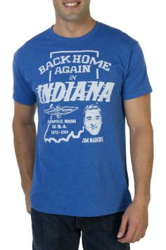 Back Home Again in #Indiana! #Indy500 #tshirt #JimNabors