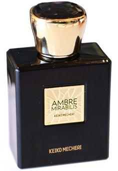 Amber Mirabilis Keiko Mecheri parfem - parfem za žene i muškarce 2012
