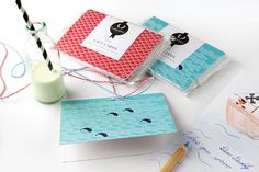 Loving the playful reds and blues, and the quirky patterns and illustrations used throughout the East Collection! Red And Blue, Blues, Stationery, Illustrations, Patterns, Gifts, Collection, Design, Block Prints