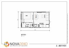 ... Deko Granny Flat | Spacious Granny Studio with One Bed Modular Home