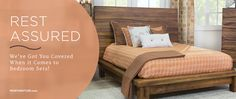 Mor Furniture Blog - Choosing a Bedroom Set That's Right For You | Mor Furniture for Less