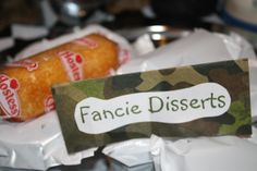 """Redneck party food is as easy as it gets! No pressure to have anything for """"fancie"""" than this! More ideas at www.ohcelebrate.com"""