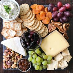 Classic Cheese Board