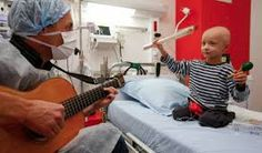 #Raga #Music #Therapy Use #Cancer #Patients and Their Families:  In a cancer setting, patients and their families often report feelings of physical and/or emotional pain. The use of songs in music therapy is effective in providing them with important means for support and tools for change. The verbal messages about people, places, feelings, events, and desires encourage resolution of issues and processing of grief.