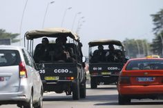 Twelve dead in Ivory Coast resort town attack, police source says