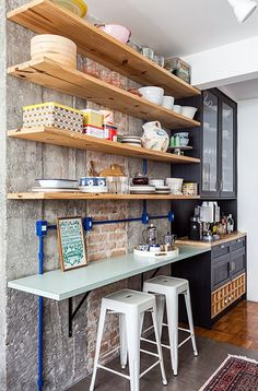 """Visit our site for more details on """"cheap home decor for apartments"""". It is actually an excellent spot to find out more. Home Decor Catalogs, Home Decor Online, Home Decor Store, Cheap Home Decor, Diy Home Decor, Kitchen Shelves, Kitchen Decor, Space Kitchen, Kitchen Layout"""