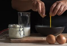 Nincs otthon sütőpor vagy tejföl Izu, Chocolate Fondue, Coffee Maker, Kitchen Appliances, Tableware, Desserts, Recipes, Food, Yogurt