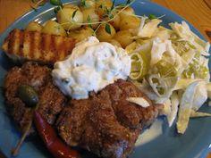 Lammasreseptit Mashed Potatoes, Pork, Chicken, Meat, Ethnic Recipes, Whipped Potatoes, Pork Roulade, Pigs, Buffalo Chicken
