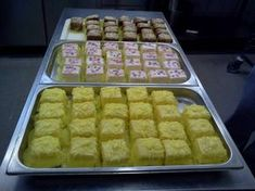 See related links to what you are looking for. Hungarian Desserts, Hungarian Recipes, Sweet Cookies, Cake Bars, Small Cake, Sweet And Salty, Deserts, Food And Drink, Sweets