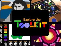 a toolkit for exploring art elements