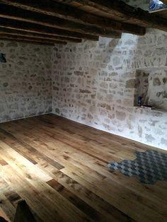 Hardwood Floors, Flooring, Bathtub, House, Wood Floor Tiles, Standing Bath, Wood Flooring, Bathtubs