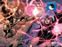 scarlet witch magic - Google Search