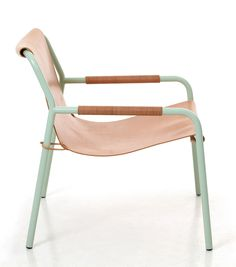 Dennis Marquart; 'September Chair' by  OX Design for Great Dane, 2013.