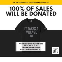 Look Cool and Give Back—Buy a Tee for a Good Cause