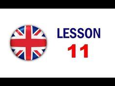 Kurz angličtiny pro samouky: Lekce 11 - YouTube English Speech, English Story, Teaching English, Learn English, Oxford English, Voice Of America, Safety Posters, American Story, Free Printable Worksheets