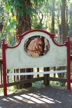 Queen Headboard by junkdrawerdivas on Etsy, $379.00