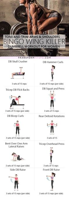 Repin and share if this annihilated your arm fat, giving you sexy, toned arms! Read the post for the full workout!