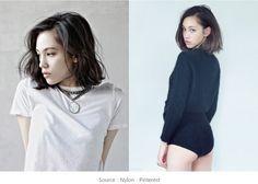 不長不短最時尚!亞洲女星夏季最in髮型-及肩中長髮 | SHINE華文時尚工作者社群平台