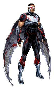 Falcon  sc 1 st  Pinterest & Captain America: The Winter Soldieru0027 Concept Art by Josh Nizzi ...