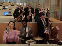 Postmodern Jukebox. Cool covers off cool songs, and cool covers of crappy songs too!