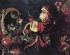 Santa Claus, Dean Morrissey