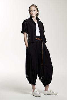 Y's Yohji Yamamoto s/s 09