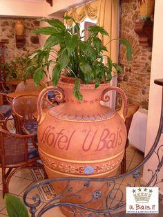 Il Bar al Hotel UBais Scilla (RC) Italy www.UBais.it