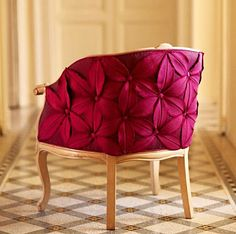 Sewn 3d Upholstery Fabric #ChairFabric