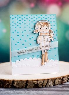 Houses Built of Cards: Warm Winter Wishes