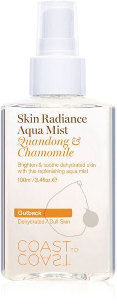 Coast To Coast Outback Skin Radiance Aqua Mist