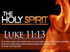 Image result for promises luke 11:13