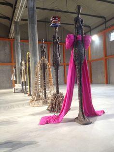 John Baldessari, The Giacometti Variations, 2010 on ArtStack #john-baldessari #art