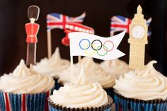 flag decorations for cupcakes | Recent Photos The Commons Getty Collection Galleries World Map App ...