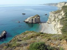 Aphrodite's other birthplace. Living Etc, Google Sites, France, Archipelago, Aphrodite, Natural Beauty, Island, World, Beach