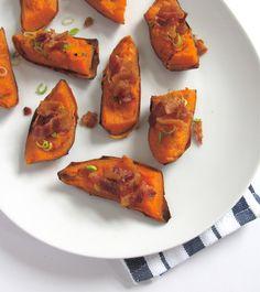 ... sweet taters loaded sweet potato skins sallys baking addiction