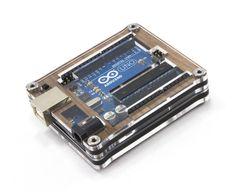 Arduino Uno Zebra Case (Walnut)
