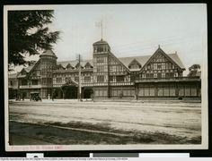 Key Route Inn, 1907