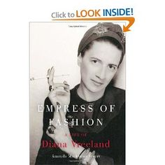Empress of Fashion: A Life of Diana Vreeland: Amanda Mackenzie Stuart: 9780061691744: Amazon.com: Books