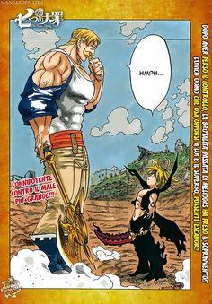Manga Nanatsu no tazai - Chapter 231 - Page 5