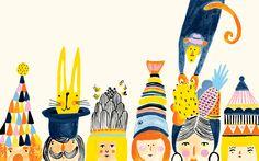 Jana Glatt : : Illustrator and graphic designer