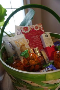 Vegan easter basket ideas from wholefoods lots of yummy vegan vegan easter basket ideas negle Image collections