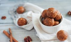 Pumpkin Pie Energy Bites (Raw, Gluten-Free, Vegan) - mindbodygreen.com