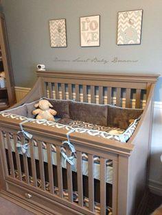 Pinspiration - 125 Chic-Unique Baby Nursery Designs — Style Estate