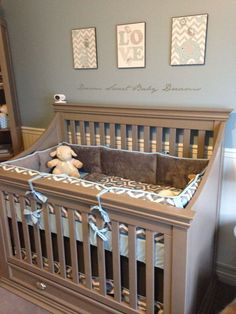 Pinspiration - 125 Chic-unique Baby Nursery Designs