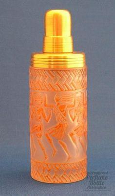 """Lalique - """"Danseuses Egyptiennes"""""""