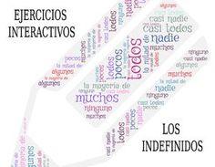 ¿CUÁNTOS DEL GRUPO…? Indefinidos | Profe-de-español.de