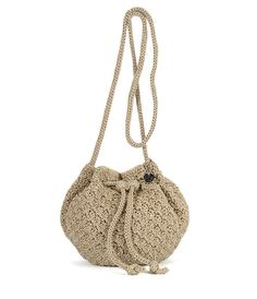 Cute crochet handbag